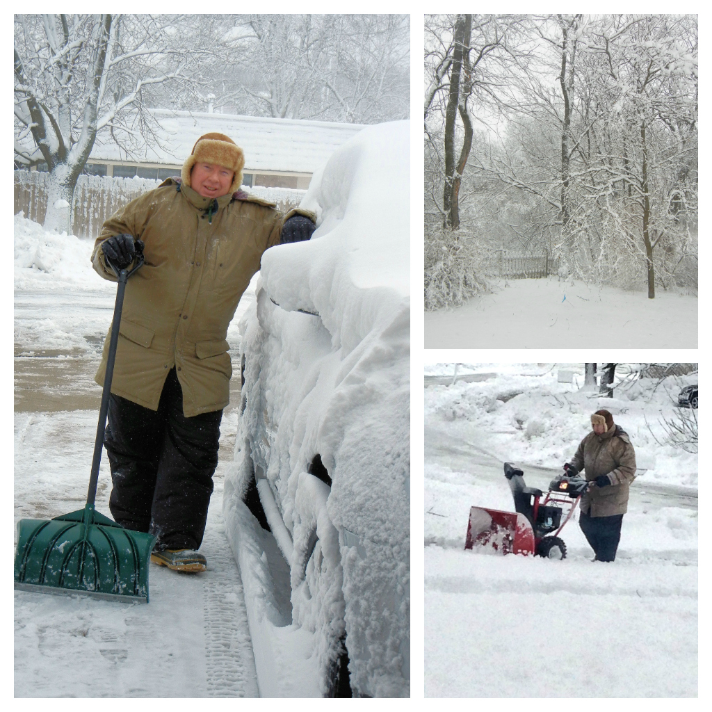 John during blizzard 12.20