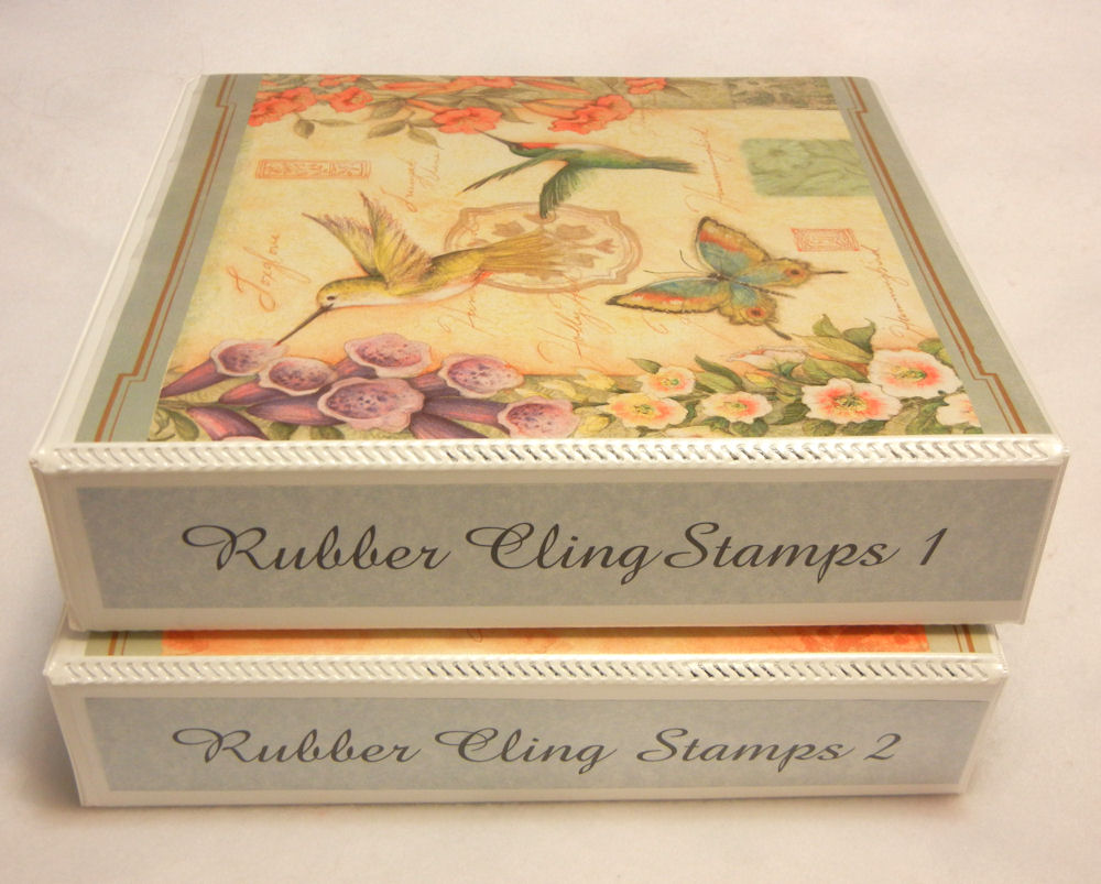 There Are Other Effective Ways To Store Unmounted Rubber Stamps. In Her  Post, Organization {Friday} Unmounted Stamp Storage, Patter Cross Describes  The ...