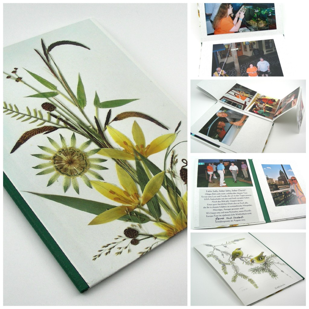 Photo Album Collage