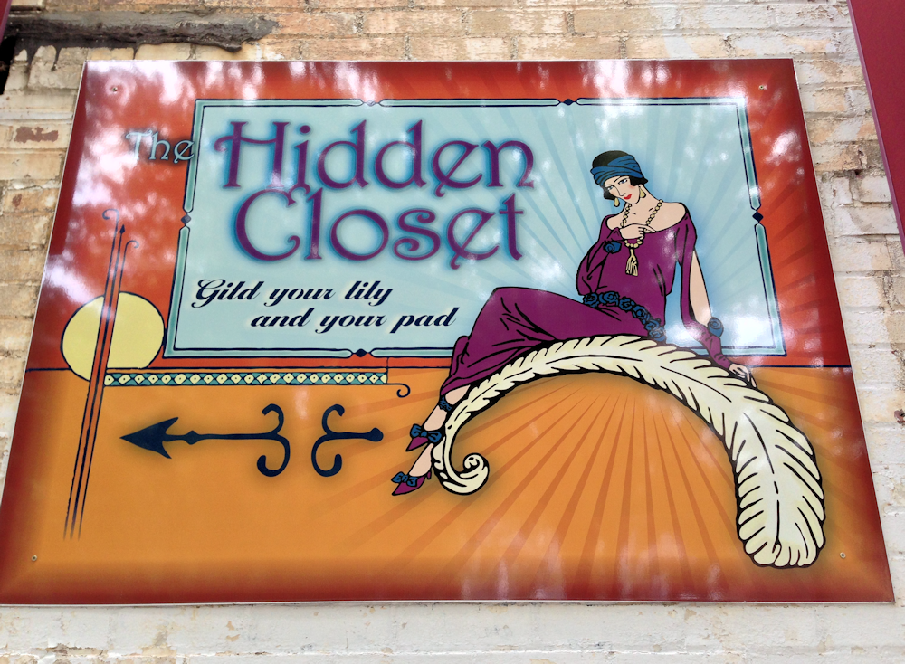 The Hidden Closet