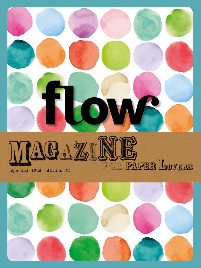 Flow Magazine iPad app
