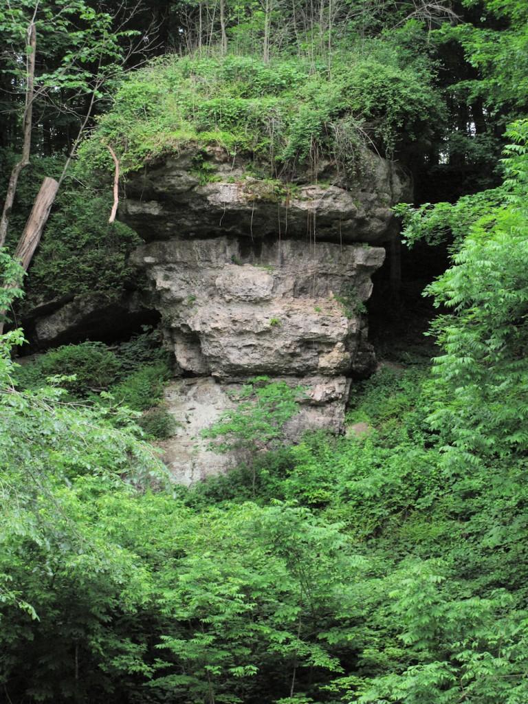 Ridge formation