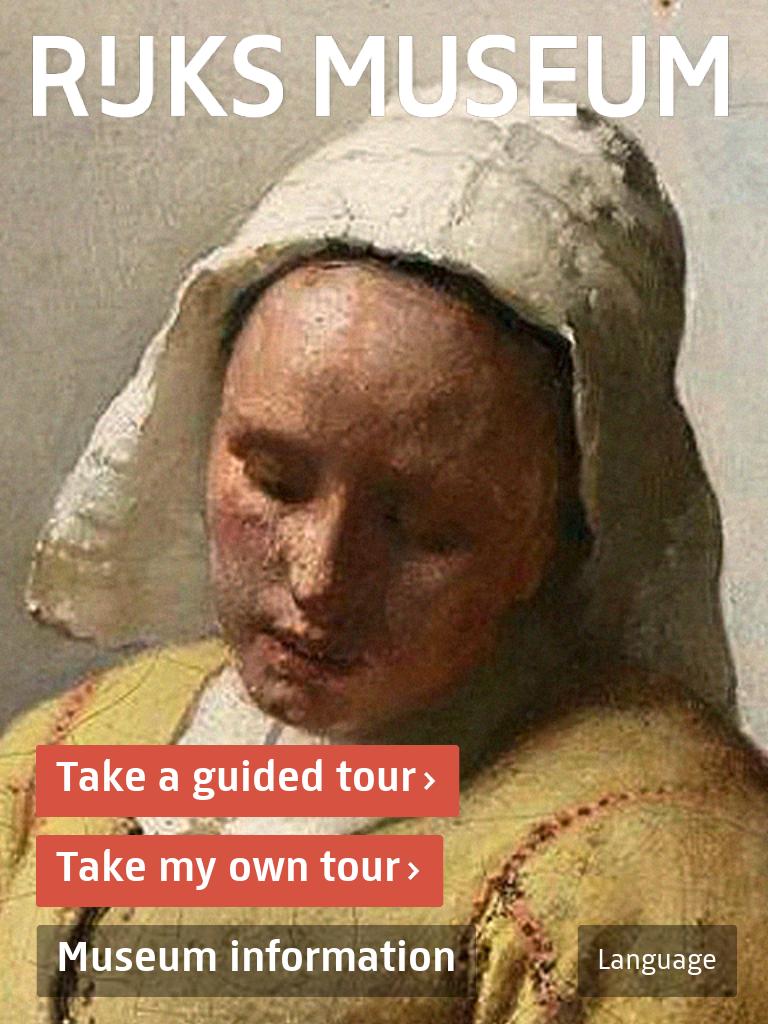 Rijks Museum app