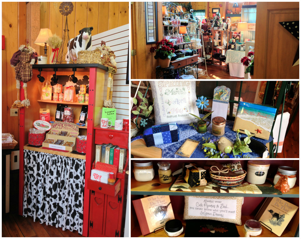 Barn Boutique Collage