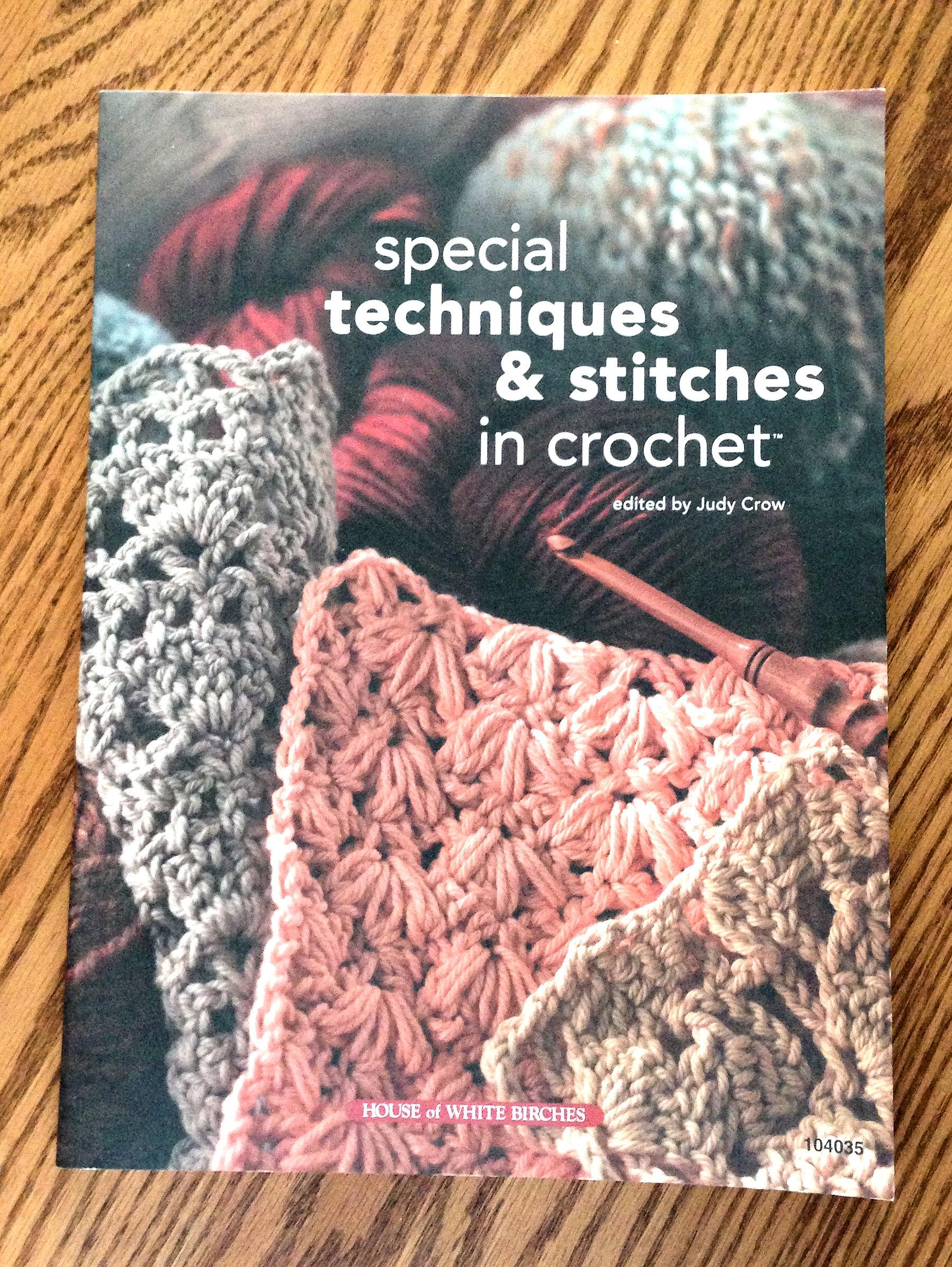 diagonal crochet wiggly crochet Irish crochet knit look crochet ...