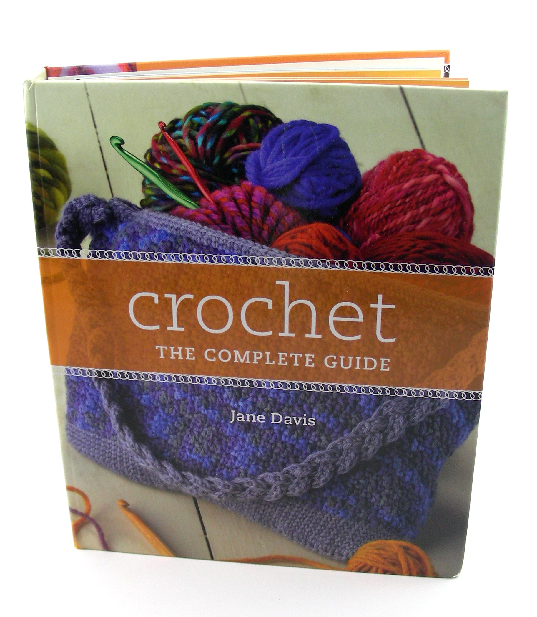 Crocheting Guide : Another book giveaway - Crochet: The Complete Guide - Judy Nolan