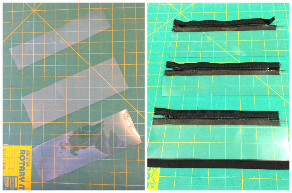 Step 2 - Preparing the Pocket Sections