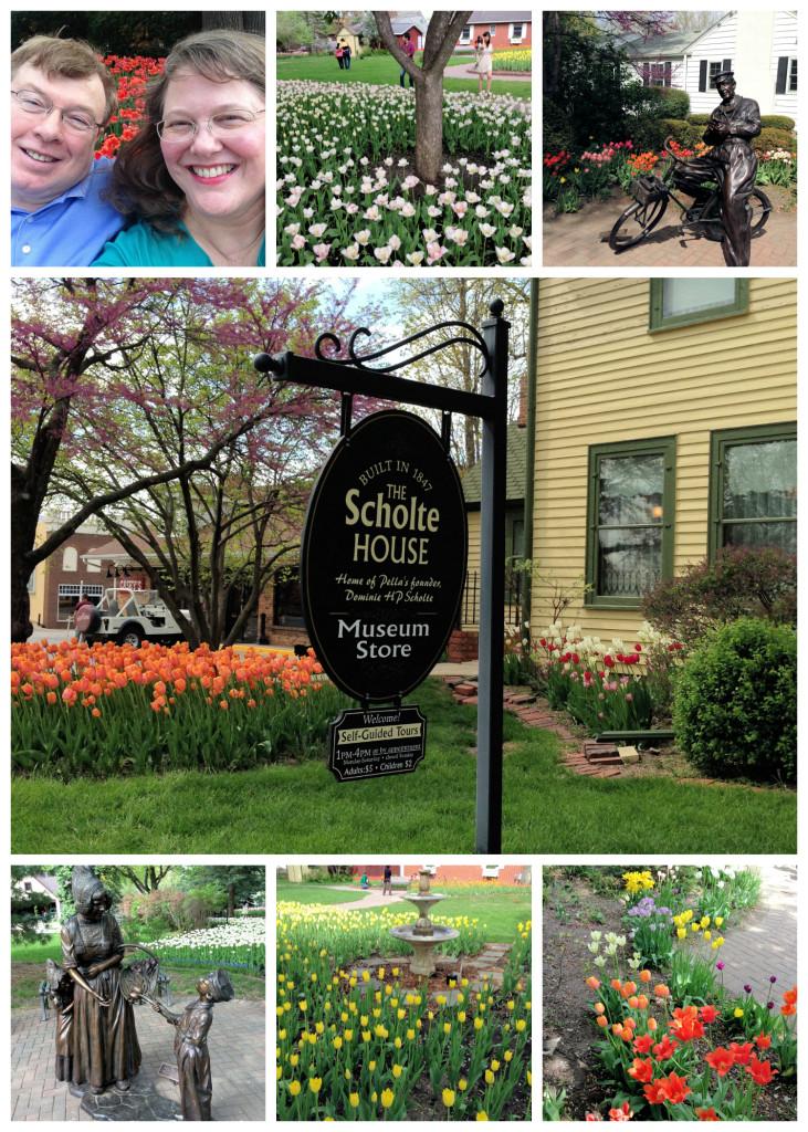 Scholte House Garden