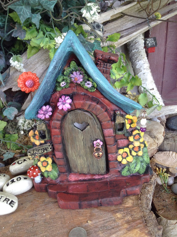 Tapping into your creativity with the power of fairy tales for Tinkerbell fairy door