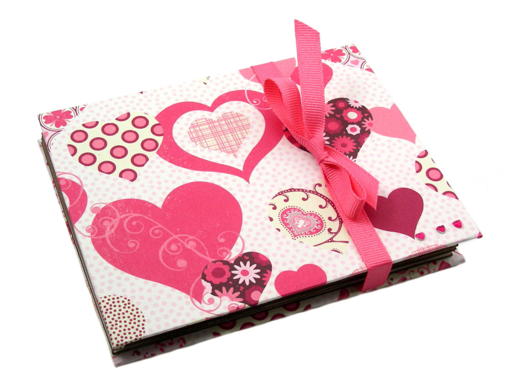 The Love We Share Pocket Envelope Album
