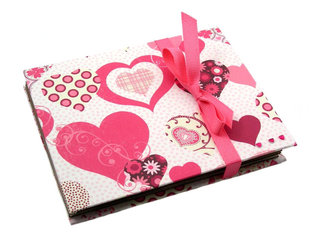 The Love We Share Pocket Envelope Album