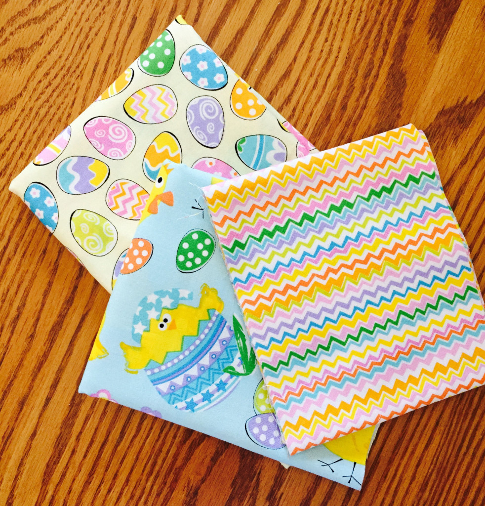 Easter table runnner fabrics
