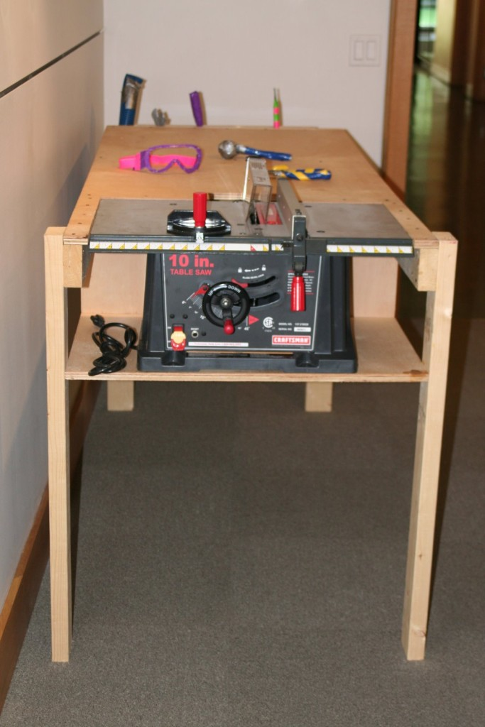 "Crafting a workbench for the garage with a ping-pong ball warning system for its client, Ames High School, was ""That Team From Grinnell."" Their Ideal Object incorporates a workbench with built-in tools, has additional areas for tool storage, and has a means for stopping a car."