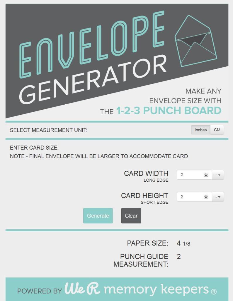 Envelope Generator
