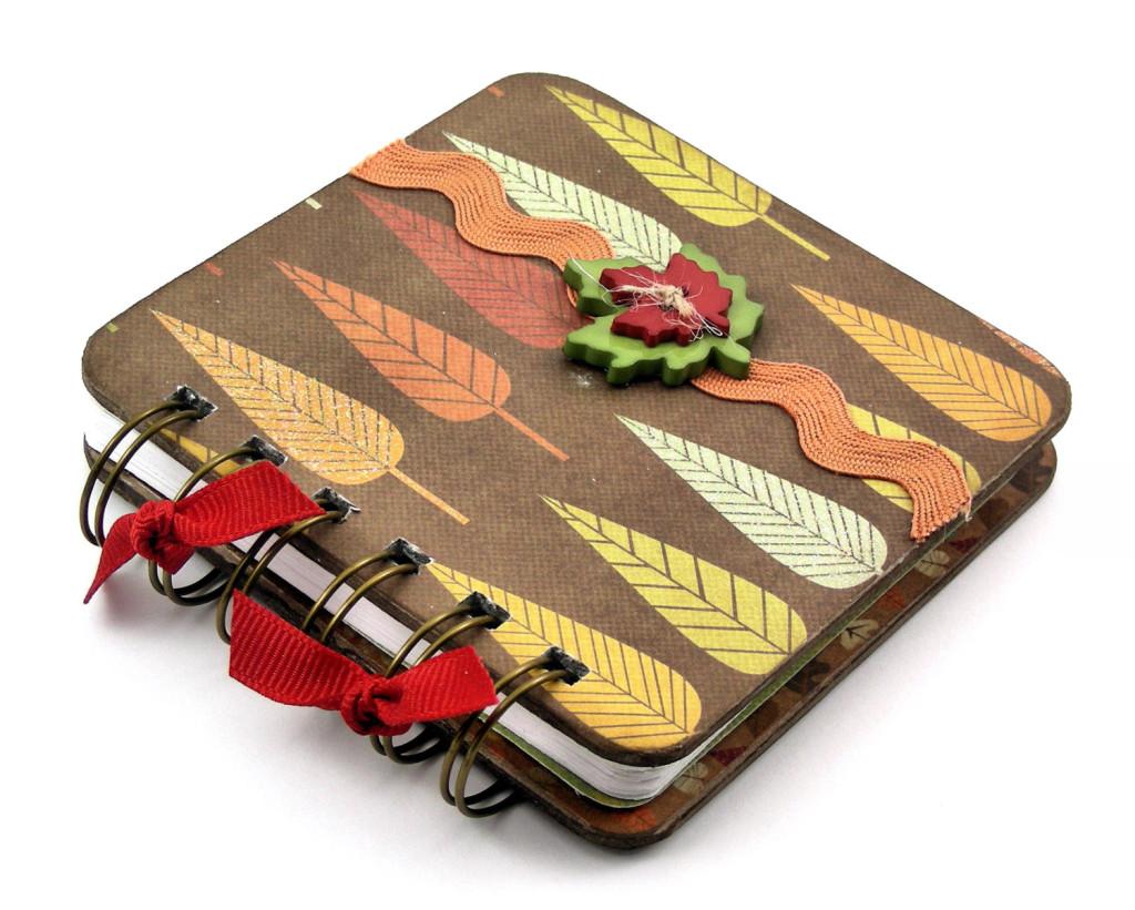 Leaves of Gratitude Journal