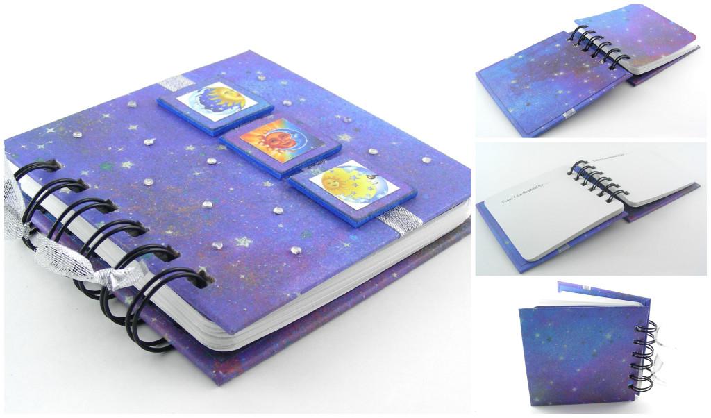 Celestial-Style Gratitude Journal