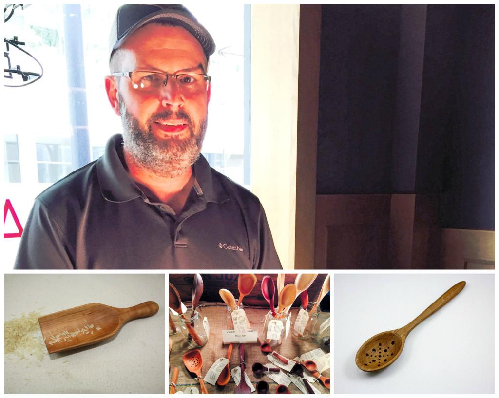 Jason Headlee of Blue Prairie Kitchenware