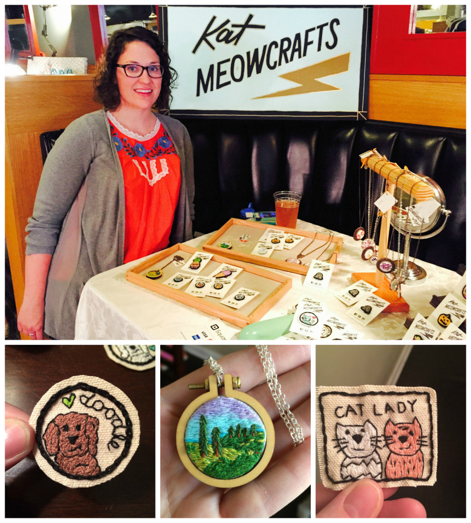 Kat Hutchison of Kat Meowcrafts