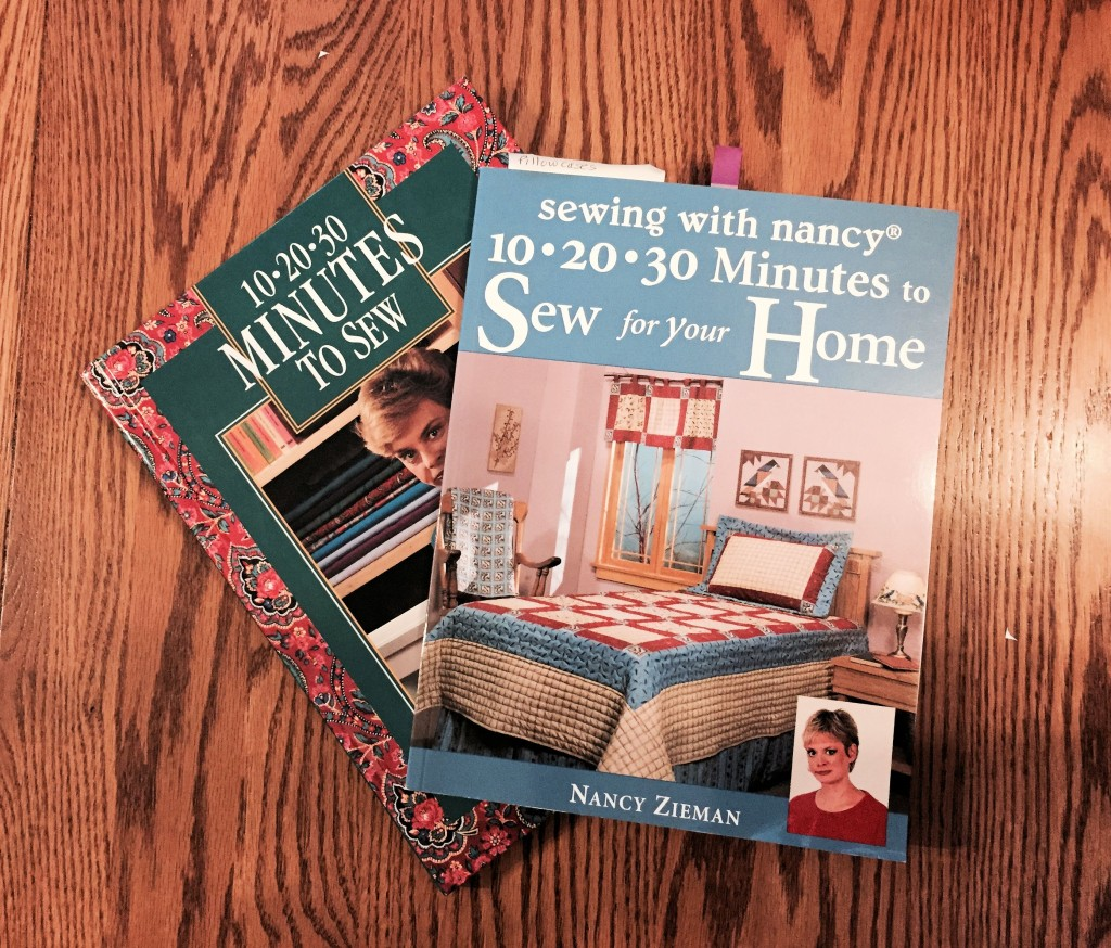 Nancy Zieman books