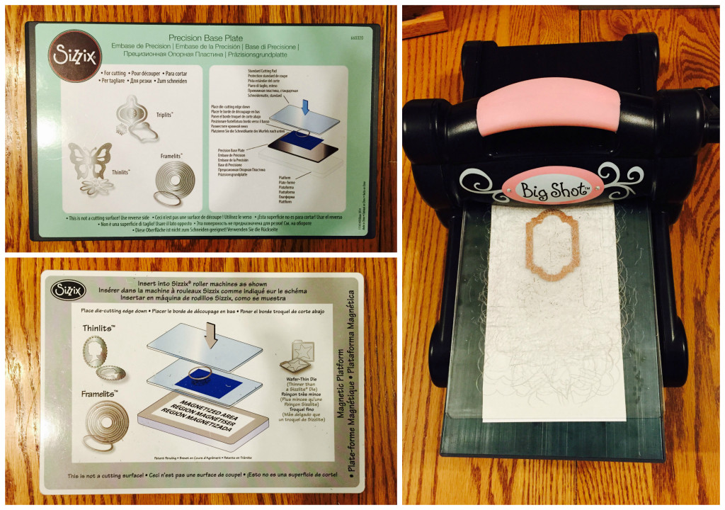 Sizzix Big Shot and Accessories