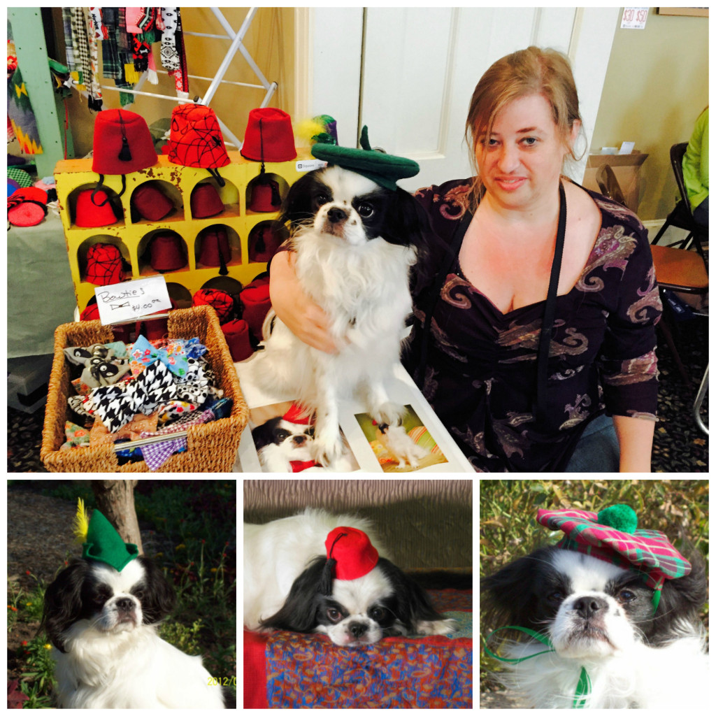 Veronica Deitrick of Dog in a Fez