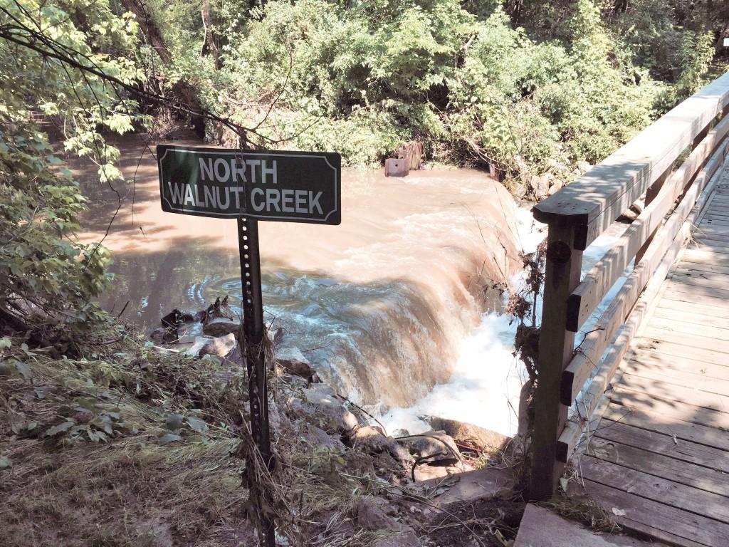 North Walnut Creek Bridge