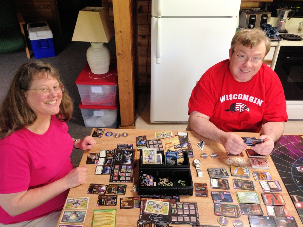 Playing the game of Firefly