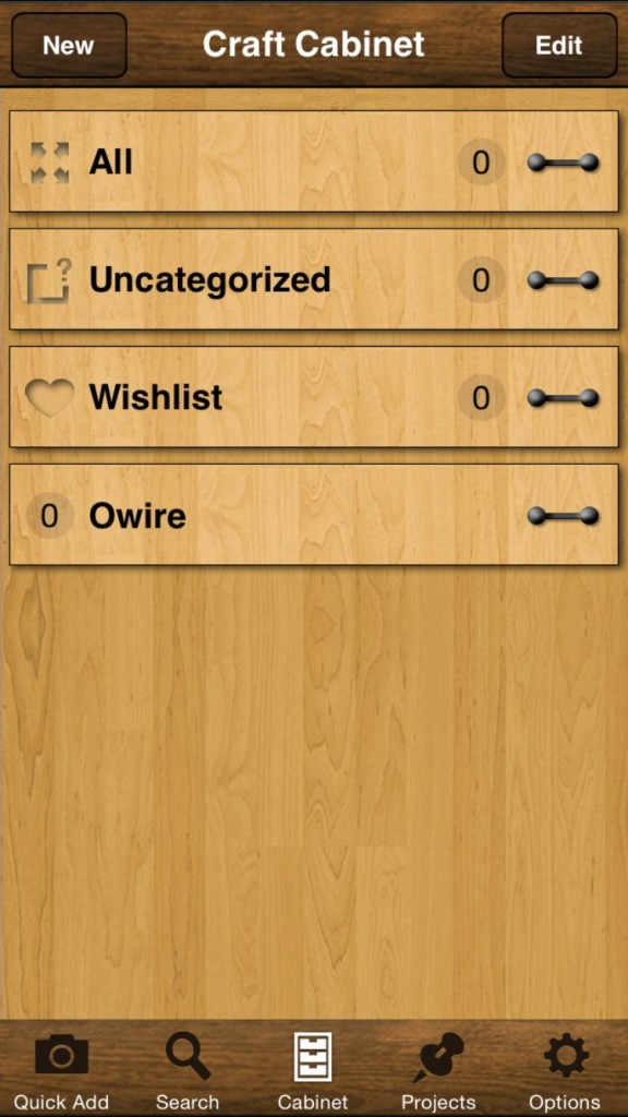 Newly-created Owire Drawer