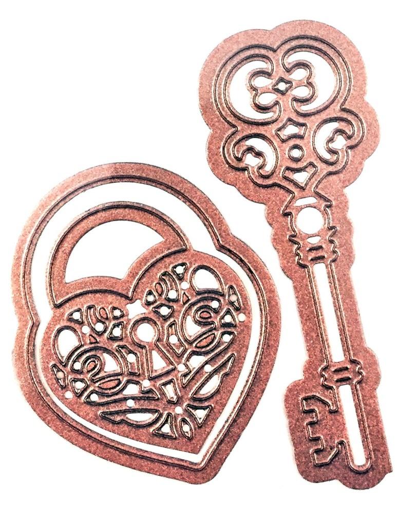 Spellbinders Love Locket