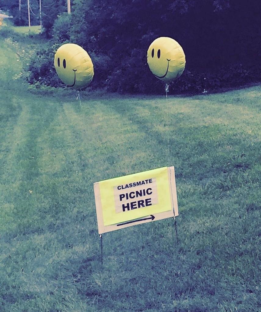 Balloon markers
