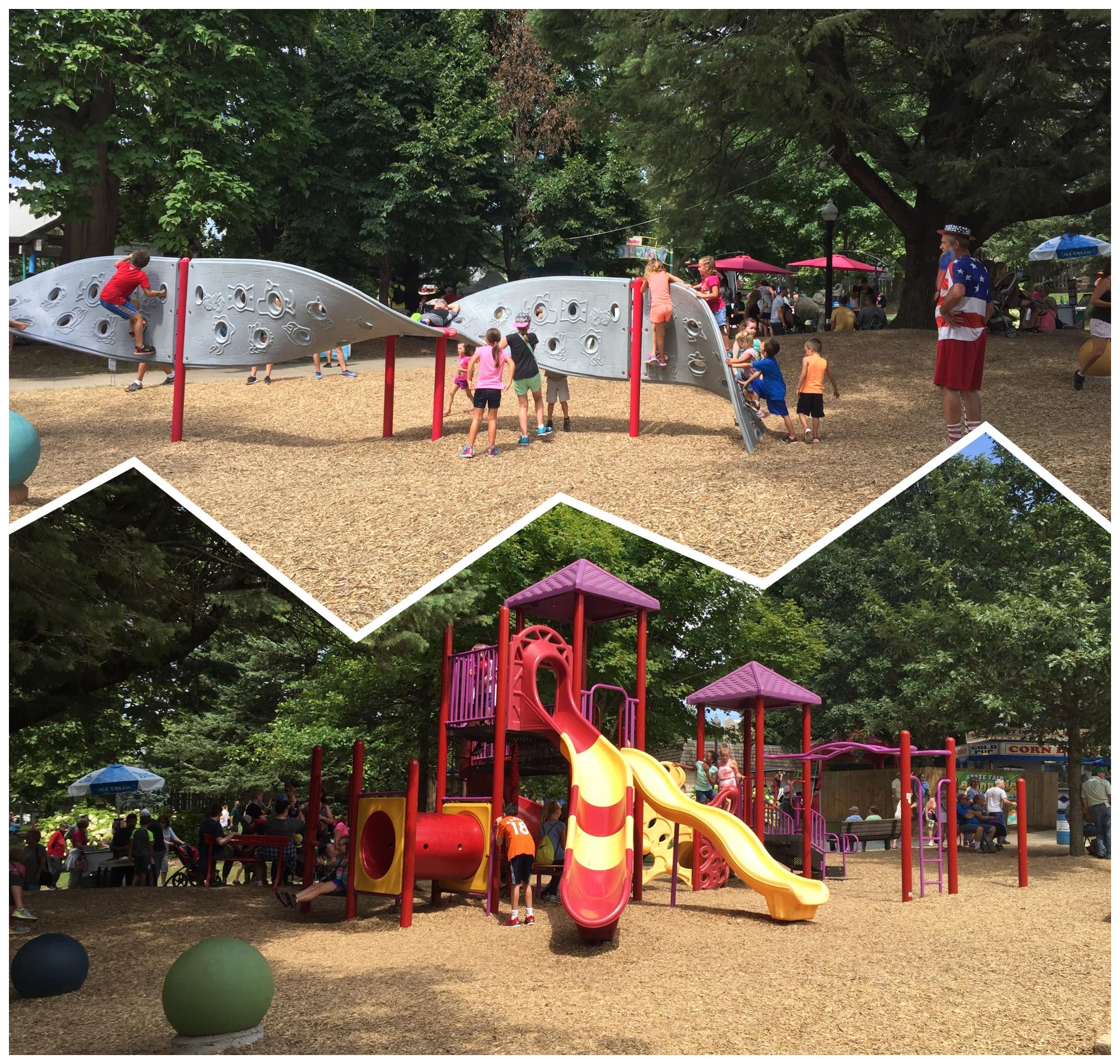 Fun Forest Playground