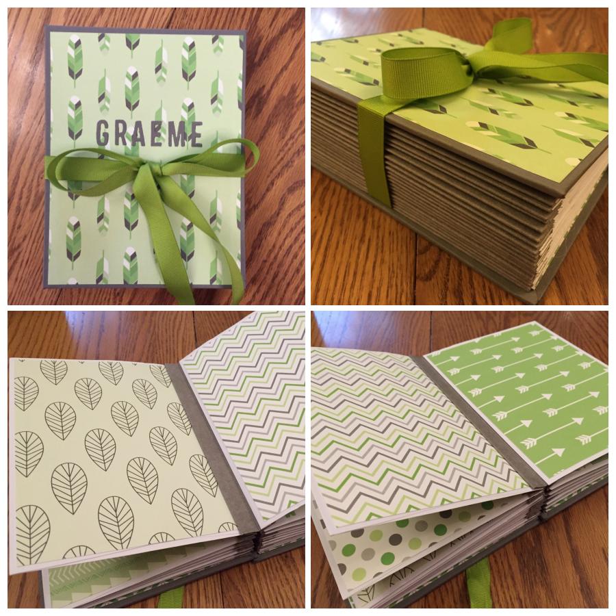 Graeme's Book