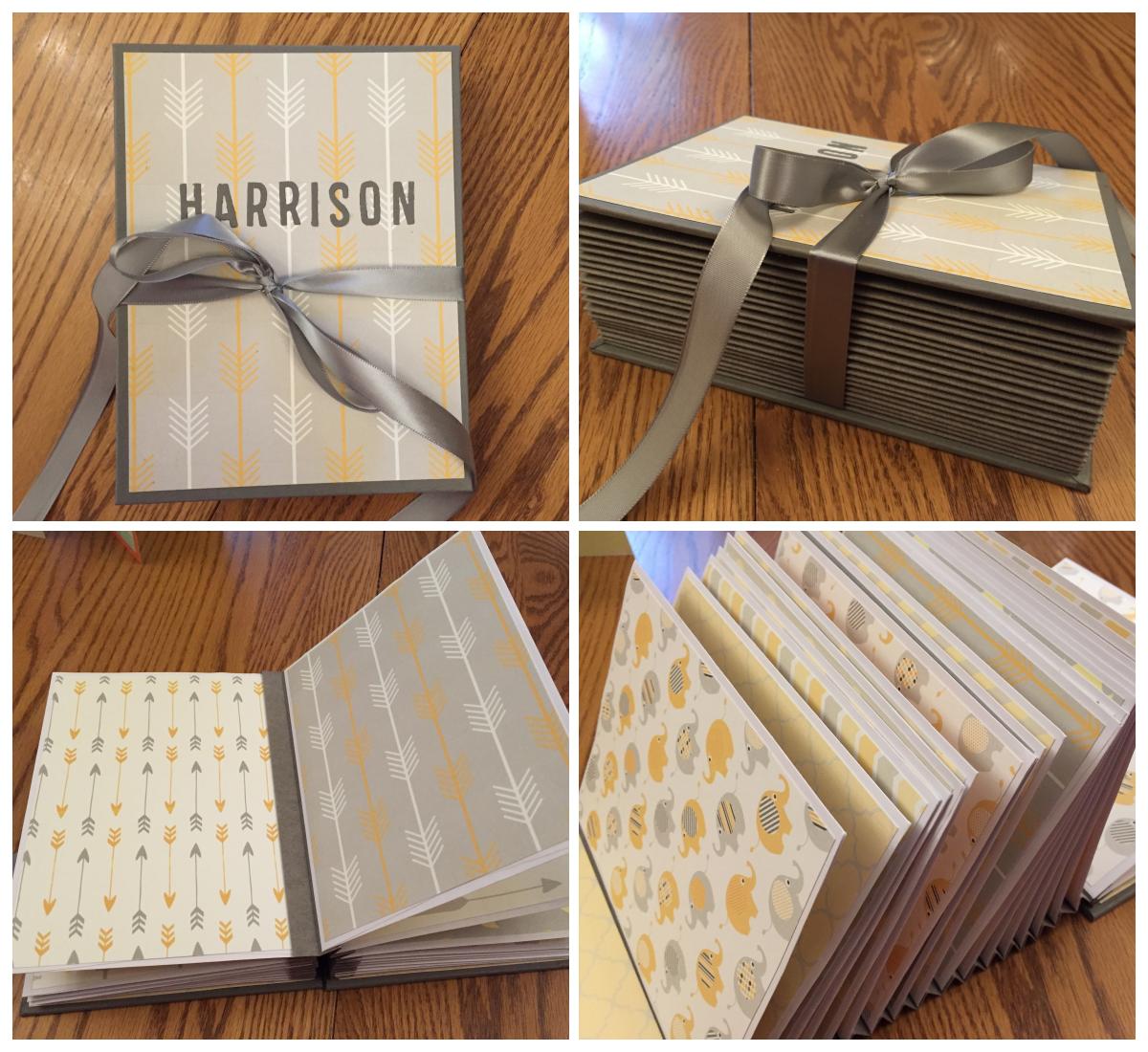 Harrison's Book